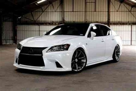sporty lexus 4 door lexus gs f sport sedan 4 door 2015 lexus gs350 f one