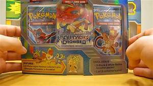 Chespin Pokemon X and Y Blister Pack Opening (Good Pulls ...
