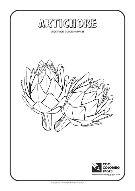 Coloring Pictures For by Cool Coloring Pages Vegetables Coloring Pages Cool