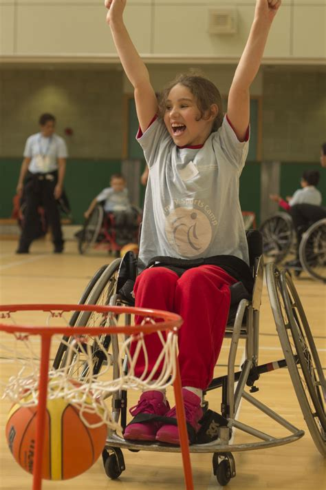 Lincolnshire Wheelchair Sports Programme sponsored by NHS ...