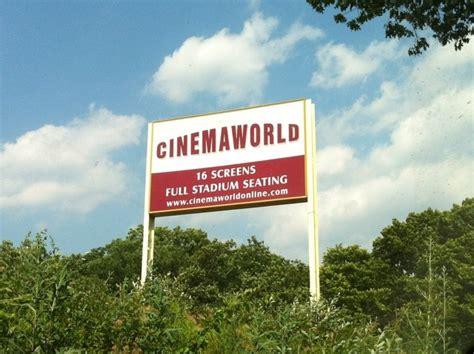 Cinemaworld Lincoln Mall 16 In Lincoln, Ri