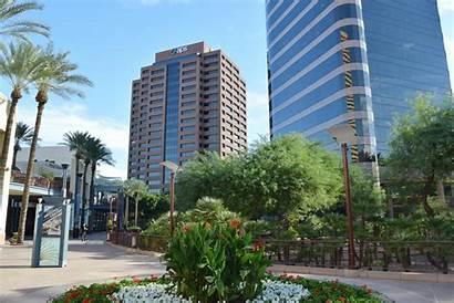 Arizona Center Phoenix Downtown Kjzz Makeover Development