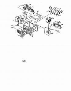 Coleman Pm0473503 Generator Parts