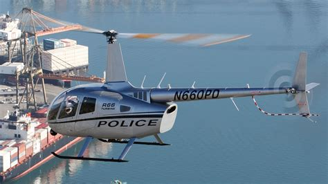 R66 Police Helicopter Specifications - Robinson Helicopter ...