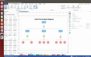 Fault Tree Analysis Diagram Software For Linux