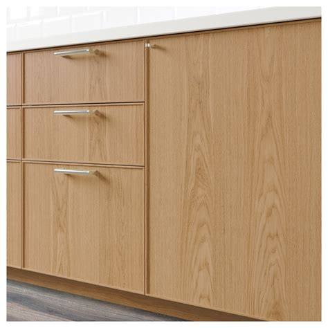 kitchen cabinet drawer fronts ekestad drawer front oak 40 x 20 cm ikea 5373
