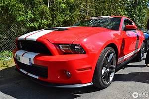 Mustang Shelby Gt 500 Prix : ford mustang shelby gt500 2010 21 mars 2013 autogespot ~ Medecine-chirurgie-esthetiques.com Avis de Voitures