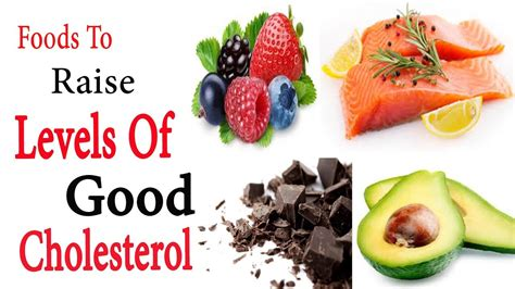 hdl cholesterol high foods foods  raise levels  good