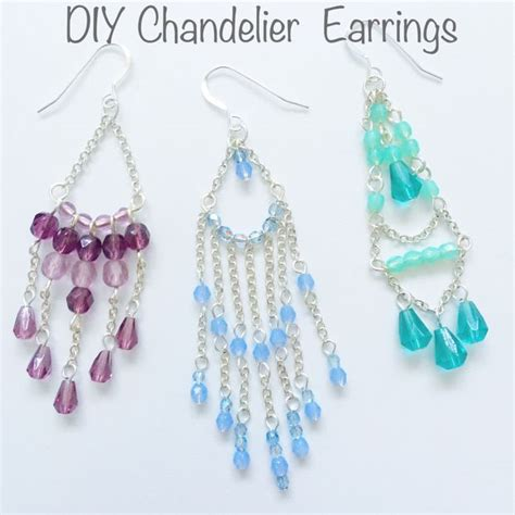 beginners guide to diy chandelier earrings 7 steps with