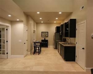 Basement, Kitchens, Ideas, Apartment, Living, Room, Decorating