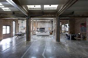 Industrial loft in the center of Barcelona