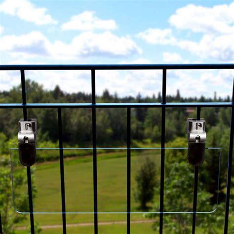 romeo duo juliet balcony folding shelf large