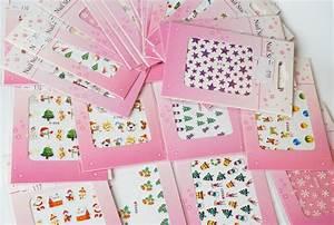 Rechnung Nachträglich ändern : gs nails nail tattoos sticker set weihnachtsmotiv 15 b gen ~ Themetempest.com Abrechnung