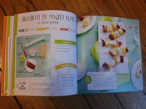 livre de cuisine enfants concours a gagner mon premier livre de recettes adam