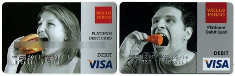 well fargo card design serious business my debit card creations