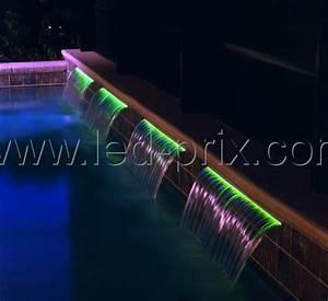 Lumiere Fibre Optique : eclairage piscine led prix fibre optique neon etanche ~ Premium-room.com Idées de Décoration