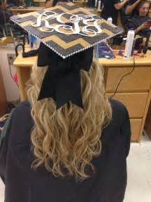 Graduation Cap Hair