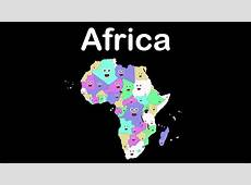 Africa GeographyAfrican Countries Song YouTube