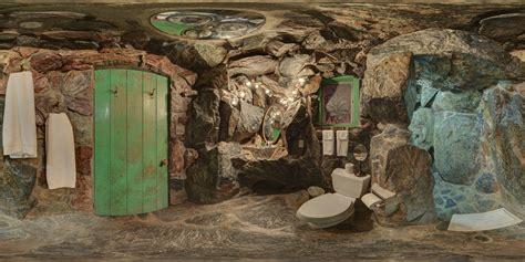 panorama  madonna inn room  rock bottom joe reifer