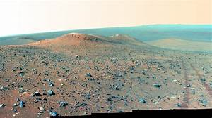 Full Color Mars Surface (page 4) - Pics about space