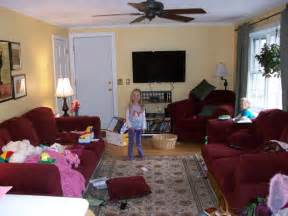 Rectangular Living Room Setup by Solving Little Problems The Long And Narrow Family Room