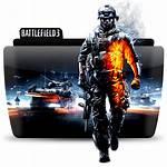 Folder Icon Icons Gaming Windows Cool Battlefield