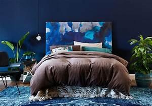 Tete De Lit Cloutée : t te de lit 25 t tes de lit pour tous les styles elle ~ Teatrodelosmanantiales.com Idées de Décoration