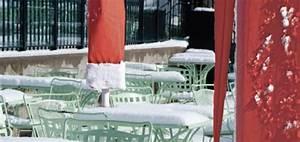 was machen mit dem sonnenschirm im winter sonnenschirm With französischer balkon mit stockflecken sonnenschirm