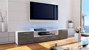 Tv Lowboard Ikea : tv lowboard board schrank tisch m bel almada v2 in wei ~ A.2002-acura-tl-radio.info Haus und Dekorationen