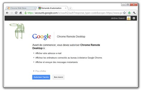 chrome bureau à distance bureau à distance chrome propose la prise en de