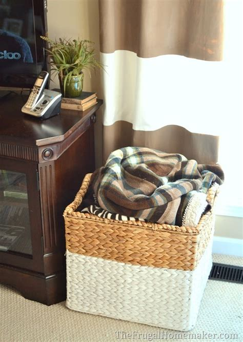display end tables 15 ways to use open storage to organize your home