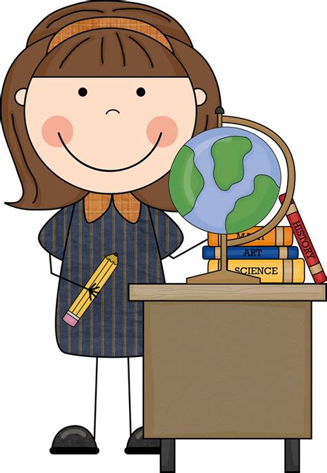 grade teacher clipart