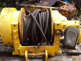hydraulic winch new or used hydraulic winch for sale australia