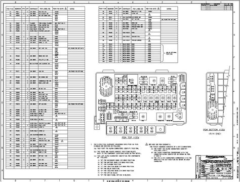 Mack Ch600 Fuse Box Diagram by 2007 Ctp713b Mack Fuse Box Diagram Wiring Diagram