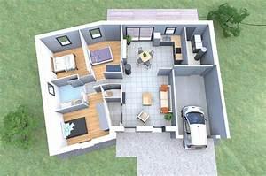 Cr U00e9ation Plan De Maison 3d Gratuit