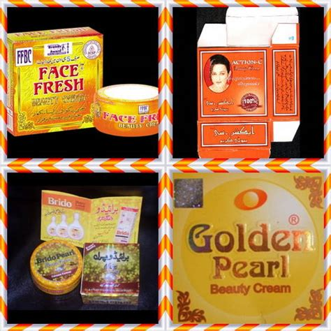 sell golden pearl cream face fresh beauty cream action