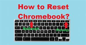 How To Wipe Or Reset Chromebook - Simply Explained