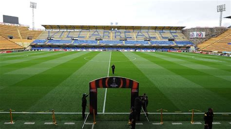 uefa europa league semifinals villarreal  liverpool