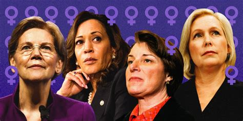 female presidential candidates  expect