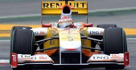 Renault apsver iet Ferrari un Red Bull pēdās :: Dienas Bizness