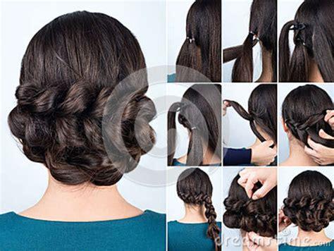 Hair Braid Royalty-free Stock Image