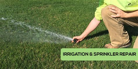Little John's Lawns Sprinkler System Repair & Irrigation