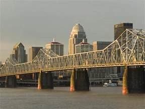 Clark Memorial Bridge Louisville Kentucky