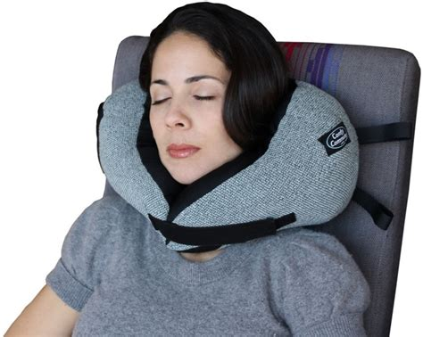 best pillow for neck support comfy commuter ultimate travel neck pillow using