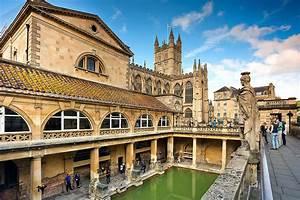 Take A Bath  The Easy Urban Delights Of Ancient Bath