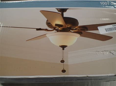 hton bay rothley ceiling fan hton bay rothley 52 in indoor oil rubbed bronze