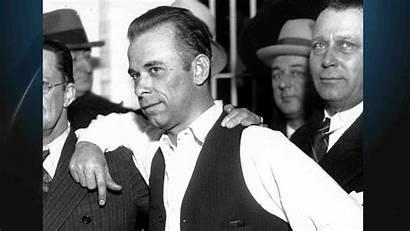 Dillinger John 1930s Gangster Bank Mason Robber