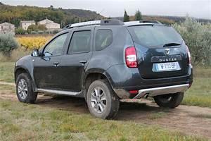 Nouveau Duster Dacia : dacia duster restyl 2014 l 39 essence le diesel l 39 essai ~ Medecine-chirurgie-esthetiques.com Avis de Voitures