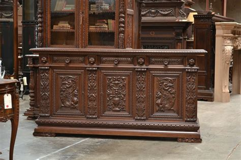 Italian Sideboards And Buffets by 600292 Large Antique Italian Heavily Carved Renaissance