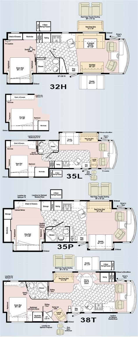 Itasca Suncruiser Rv Floor Plans   Carpet Vidalondon